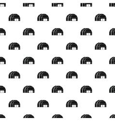 Garage storage pattern simple style vector