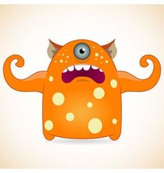Monster17 vector image