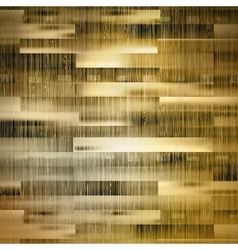 Golden wood background and light plus eps10 vector