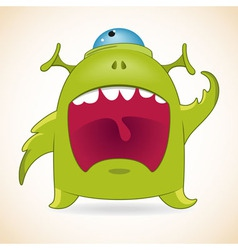 Monster19 vector image