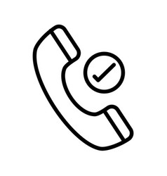 Tested call vector