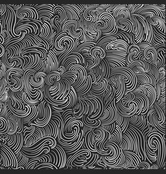 Abstract curly vector