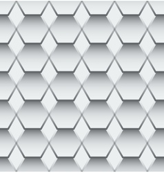 Abstract grey and white pattern for tiles vector