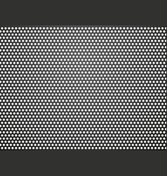 black metalic texture vector image
