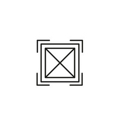 Select icon vector