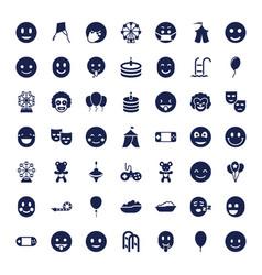 49 joy icons vector