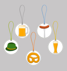 the set oktoberfest vector image