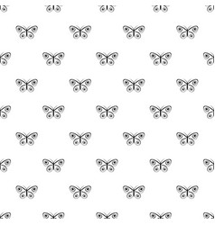 Tiny butterfly pattern seamless vector