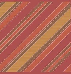 red vintage striped background vector image