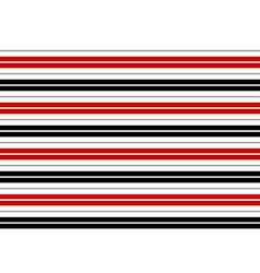 Red Black White Gray Stripes Background vector image