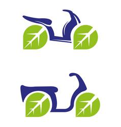 Electricbike vector