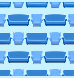home rest sleep furniture comfortable vector image
