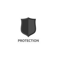 Isolated shield icon logo symbol vector