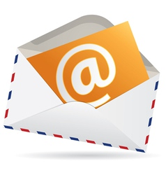 You Have Got A Mail vector image