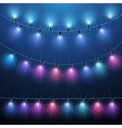 Christmas Light vector