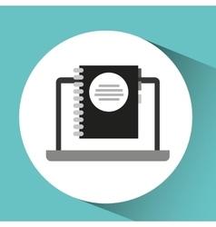 office equipment design vector image