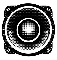 stylish monochrome detailed with vector image