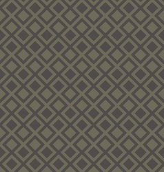 Abstract geometric square seamless pattern vector image