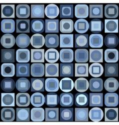 geometric wallpaper vector image