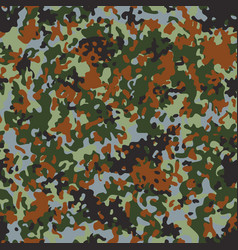 belgian flectarn camouflage seamless patterns vector image vector image
