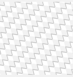 abstract geometric grey and white squares vector image vector image