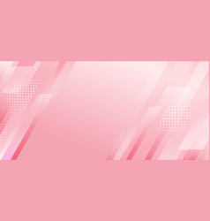 Abstract pink diagonal stripes geometric with vector