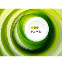 Geometric colorful circles background vector