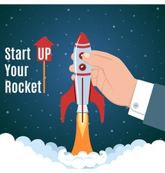 Startup Business Concept vector