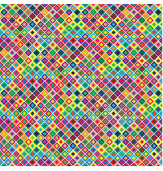 abstract colored square modern seamless pattern vector image