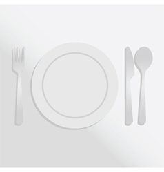 Plate gradient vector image