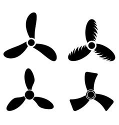 Fun Icons vector image