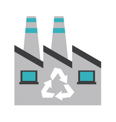 recycling related icon image vector image vector image