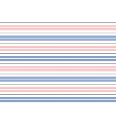 Rose Quartz Serenity White Gray Stripes vector image vector image