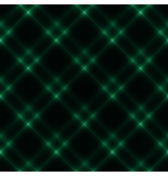 Green stylish fantasy background vector image