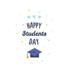International students day vector
