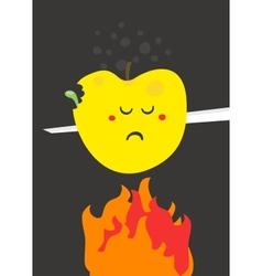 Poor fruit vector