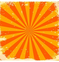 orange stripes vector image