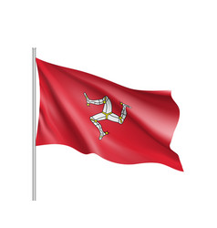flag of the isle man vector images over 130