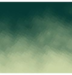 Smokey green abstract backdrop vector