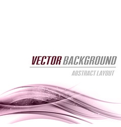 background purple bottom vector image