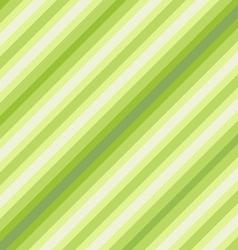 Seamless diagonal pattern green eco colors vector image vector image