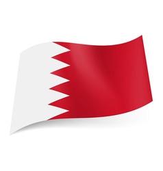 Flags icon Bahrain 01 vector