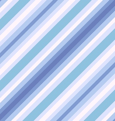 Seamless diagonal pattern blue sea navel colors vector image