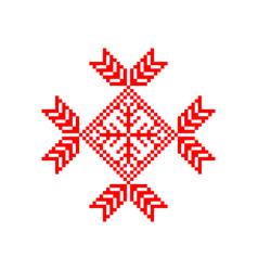 symbol of the harvest jiten vector image