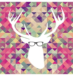 Retro hipsters elements vector image vector image