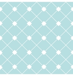 baby blue geometric background patterns icon vector image