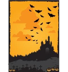 halloween background00 vector image
