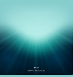 light that shines from above the surface into vector image