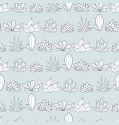 silver grey stripes seamless repeat pattern vector image