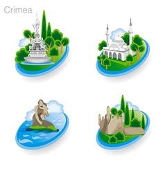Crimea Tourism Pict 3rd vector